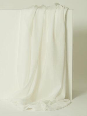 1017 COTTON VOILE MIYAKE 002 OFF WHITE FOTO 1